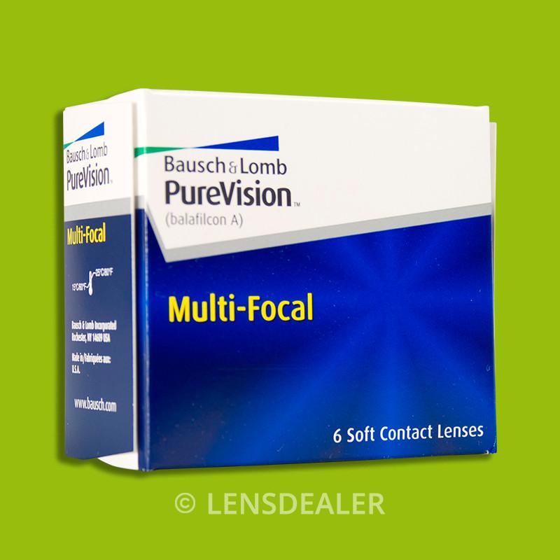 pure vision multifocal multifokal 1x6 kontaktlinsen. Black Bedroom Furniture Sets. Home Design Ideas