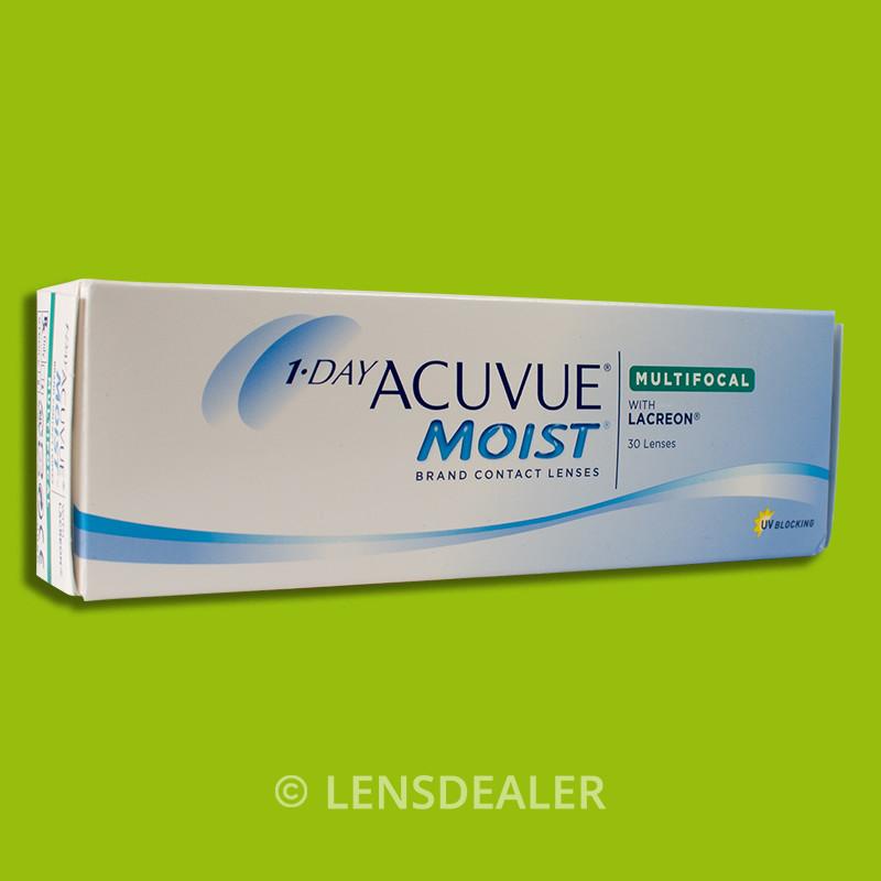 1 day acuvue moist multifocal 1x30 box kontaktlinsen tageslinsen werte ebay. Black Bedroom Furniture Sets. Home Design Ideas