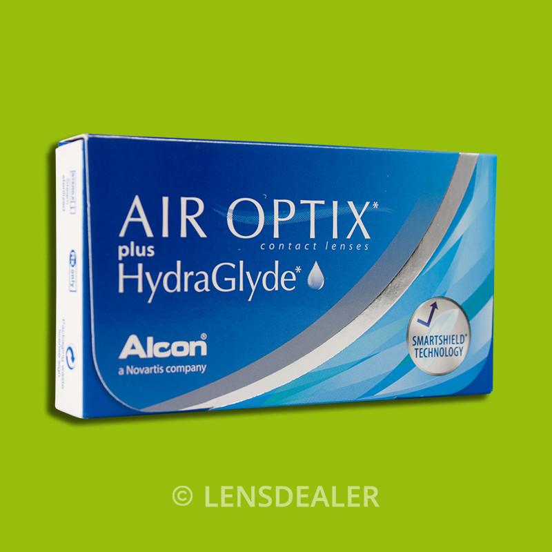 air optix plus hydraglyde 1x6 kontaktlinsen monatslinsen alcon werte ebay. Black Bedroom Furniture Sets. Home Design Ideas