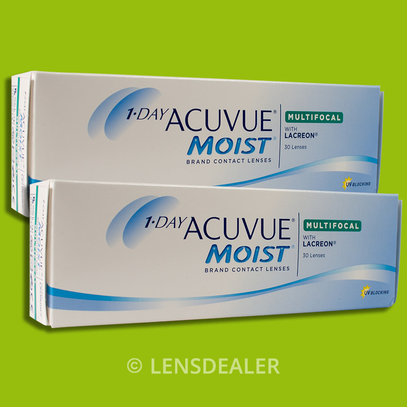 1 day acuvue moist multifocal 2x30 box kontaktlinsen tageslinsen werte ebay. Black Bedroom Furniture Sets. Home Design Ideas