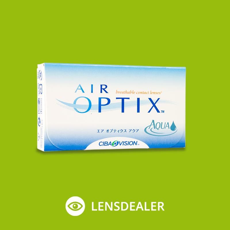 air optix aqua kontaktlinsen 1x6 monatslinsen alcon ciba vision ebay. Black Bedroom Furniture Sets. Home Design Ideas